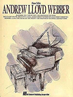Andrew Lloyd Webber for Piano By Lloyd Webber, Andrew (COP)